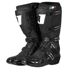 Bota Motocross Pro Tork Jett Lite Preto Moto Proteção Leve