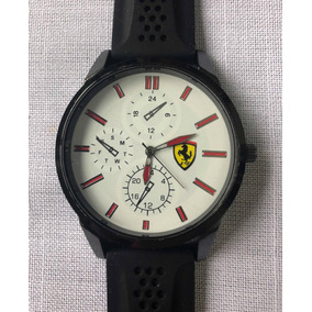 Relógio Masculino Ferrari Vermelho