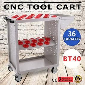 Bt40 Cnc Herramienta Carretilla Carrito Porta Toolscoot-8391