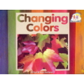 Pair-it Books Early Emergent Stage Colors Changing Colors St
