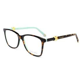 Armação Tiffany Co Modelo Tf2043 Coleção 2014 - Óculos no Mercado ... 321d0a09f9