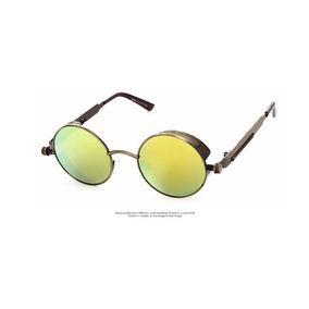 a405f379e333b Óculos Redondo Shades - Óculos De Sol no Mercado Livre Brasil