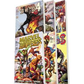 Cómic, Marvel, Pack Apocalypse Marvel Zombies. Ovni Press