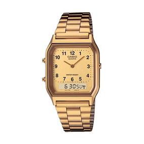 Reloj Casio-aq-230ga-9bvt