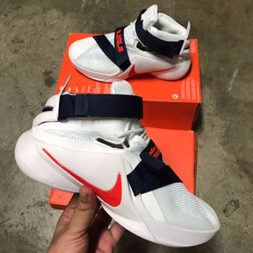 9c93244f4ea64 Tenis Lebron X Azules Ropa Masculina Hombre Nike - Tenis en Mercado ...