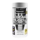 Muscletech, Clear Muscle, 168 Cápsulas Líquidas