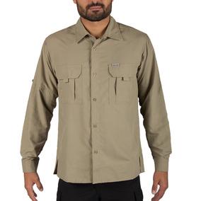 Camisas Hombre Talle L - Camisas de Hombre L Marrón claro en Mercado ... 472c03fe6b2