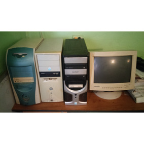 Cpu Y Monitor Samsung Usados