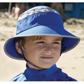 b0b605821d10b Sombrero Kids Fun Bucket Niño Protección Solar Upf 50+ Playa