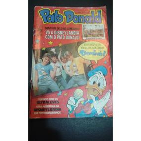Pato Donald 1754 Editora Abril Walt Disney Papo Com Dominó
