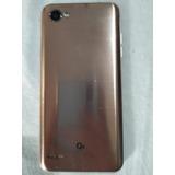 Smartphone Lg Q6 Gold Rose 32gb 5,5 Dual Chip Octa