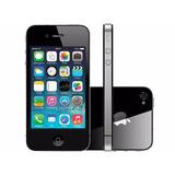 Apple Iphone 4s 8gb Desbloqueado Original Anatel -de Vitrine