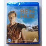 Ben Hur Blu Ray Triplo (lacrado - Dublado) Charlton Heston