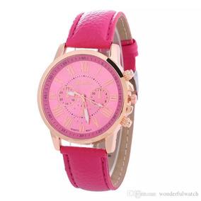 038400dc1b5a Fiusha Mujer - Reloj Geneva en Mercado Libre México