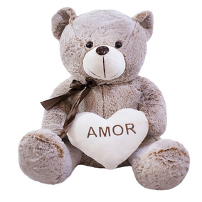 96710e9418 Urso Pelucia Eterno Amor - Pelúcias no Mercado Livre Brasil