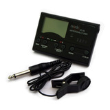 Afinador Y Metronomo Musedo Mt80 Digital Microfono Contacto