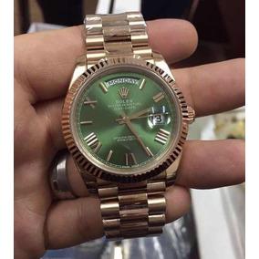 2b23f80cff8 Maravilhoso Rolex Day Date Cravejado - Joias e Relógios no Mercado ...