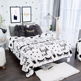 Cobertor Nórdico Matrimonial 2 Vistas Pestaña Vianney