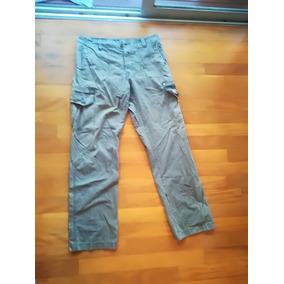 1a82494ece Pantalones Cargo Militar Tiro Bajo - Ropa y Accesorios en Mercado ...