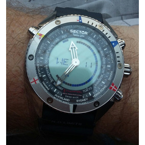 Sector - Ocean Master - Americas Cup - Swiss Made - 45mm