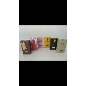 Kit 6 Perfumes Importados Replica