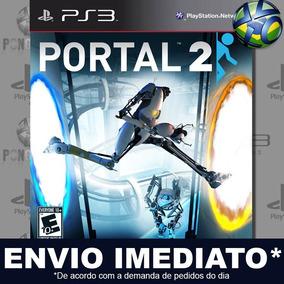 Portal 2 Ps3 Código Psn Envio Agora