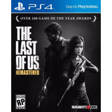 The Last Of Us Ps4 | Digital Principal Español Latino Oferta