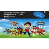 Download - Desenhos - Patrulha Canina 3 Temporadas + 11 Dvds