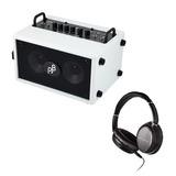 Amplificador De Bajo Phil Jones Bg-75 + Audifonos Regalo