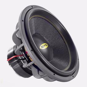 Bajo Subwoofer Sps Audio 3.5k 2000 W Rms 15 Pulgadas 4 Ohm