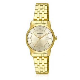 452b8766485 Pulseira Relogio Technos Ca 251 - Relógios no Mercado Livre Brasil