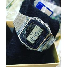 55f8e9348df Relogio Retro Pulso Casio - Relógios De Pulso no Mercado Livre Brasil