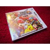 Nintendo 3ds Super Smash Bros 3ds Nuevo - Sellado