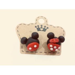 Arete De Miky Y Mimi Mouse