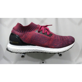 d25f71cad04ef Zapatos Adidas Caballeros - Zapatos Adidas de Hombre Bordó en ...