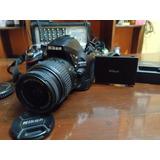 Nikon D5200 Perfecto Estado