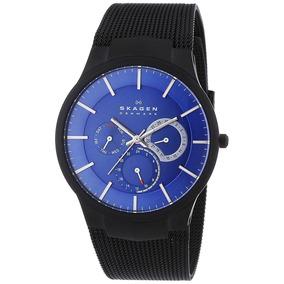 6270f90ff25 Skagen Denmark 809xltbn Titanio Ultra - Relógios De Pulso no Mercado ...