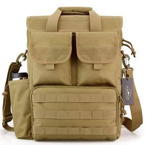Maletin Tactico Militar Laptop Bandolera Compartimiento Inge