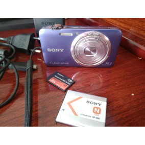 Maquina Fotografica Sony Cyber Shot 16.2