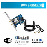 Tarjeta Wifi Ac + Bluetooth 4.0 Asus Wireless Ac1200 Pcie