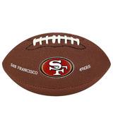 Bola Futebol Americano 49ers - Esportes e Fitness no Mercado Livre ... c1c712bc4268a