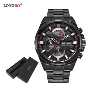d5f3658ae82 Relógio Vermelho Fashion Water Resistant - Relógios De Pulso no ...