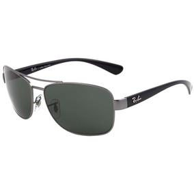 dff88e2d851625 Óculos Solar Masculino Ray Ban Rb 3518 029 71 - Original