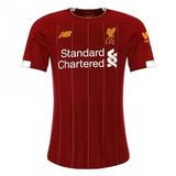 Camisa Nova Liverpool Torcedor Futebol Inglês Envio Grátis