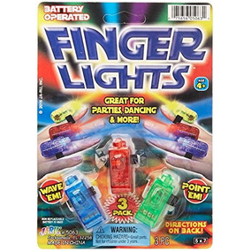 Dedo Lights3pack