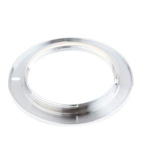 M42 Lens To Para Nikon Ai Montaje Stepping Ring Silver