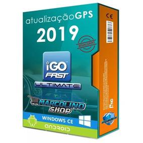 Atualização 2019 Gps Igo Fast Ultimate Titanium Para Android