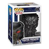 Fugitive Predator Predador Metalico Funko Pop