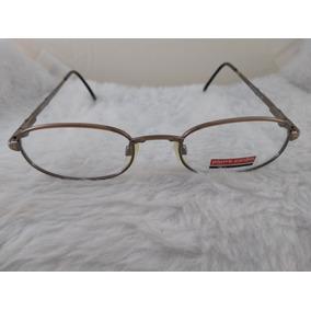 Armacao Para Oculos De Grau Cor Bronze - Óculos no Mercado Livre Brasil 82f7562b4a