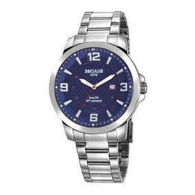 0dd25d43d32 Relógio Séculos Long Life - - Relógios De Pulso no Mercado Livre Brasil